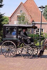 荷兰传统马车